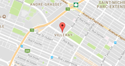 villeray map thumbnail
