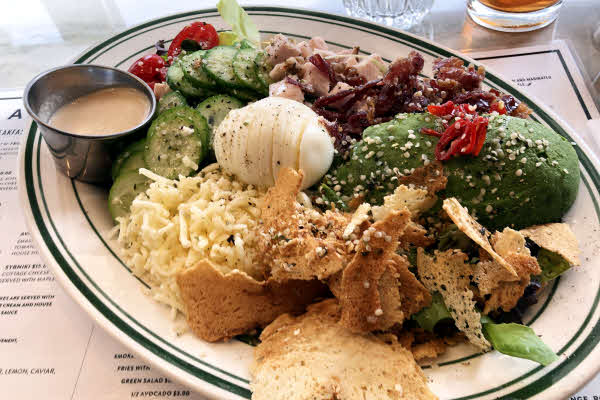Cali-Cobb Salad thumbnail (click to enlarge)