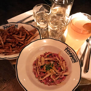 Tartare & Fries thumbnail (click to enlarge)