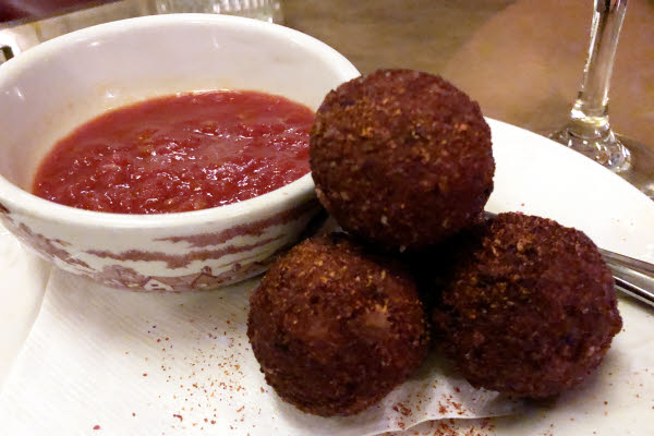 Arancini thumbnail (click to enlarge)