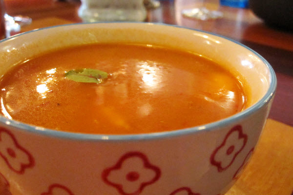 Grilled Vegetables Soup thumbnail (click to enlarge)