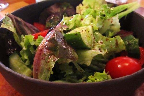 Small Green Salad thumbnail (click to enlarge)