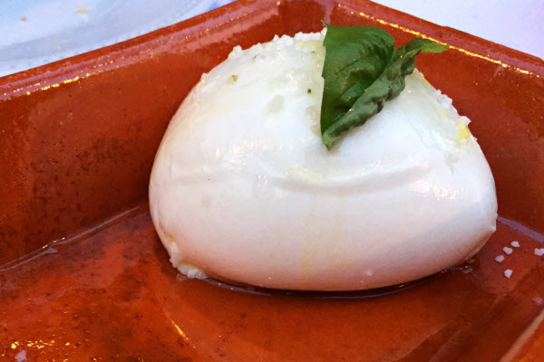 Mozzarella di Bufala thumbnail (click to enlarge)