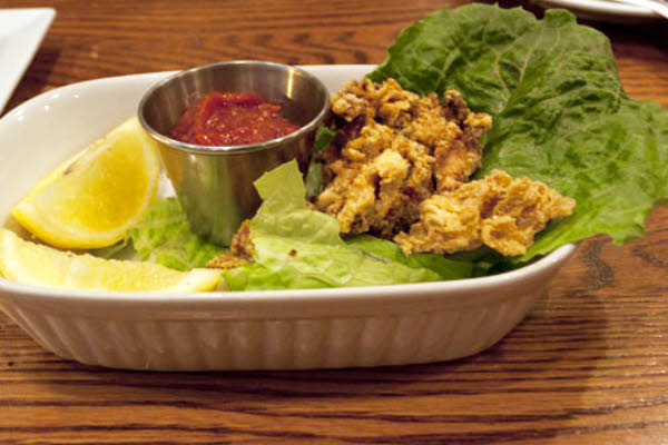 Deep Fried Oysters thumbnail (click to enlarge)