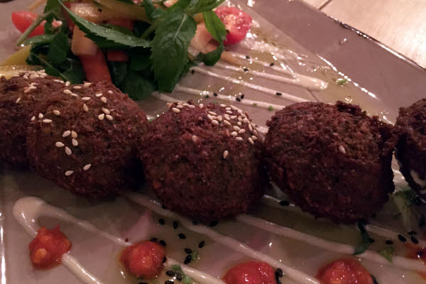 Falafel thumbnail (click to enlarge)