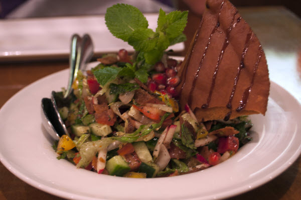 Fattouch Salad (small) thumbnail (click to enlarge)