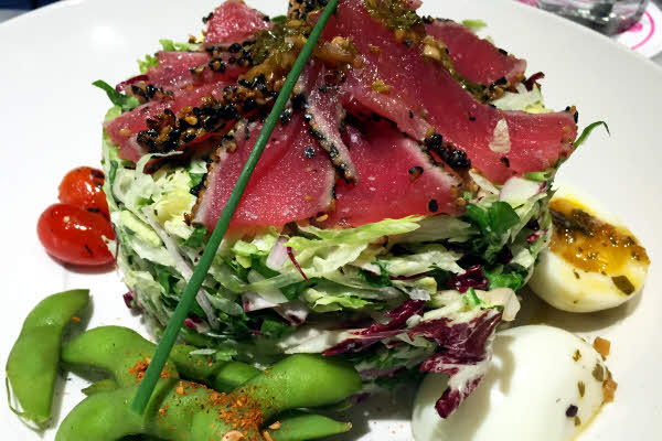 Neptune Ahi Tuna Salad thumbnail (click to enlarge)
