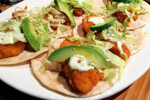 Del Muelle Fish Tacos thumbnail (click to enlarge)