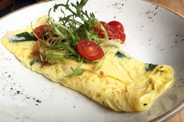 Omelette thumbnail (click to enlarge)