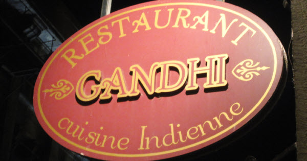 Gandhi: Indian Charm in Old Montreal thumbnail