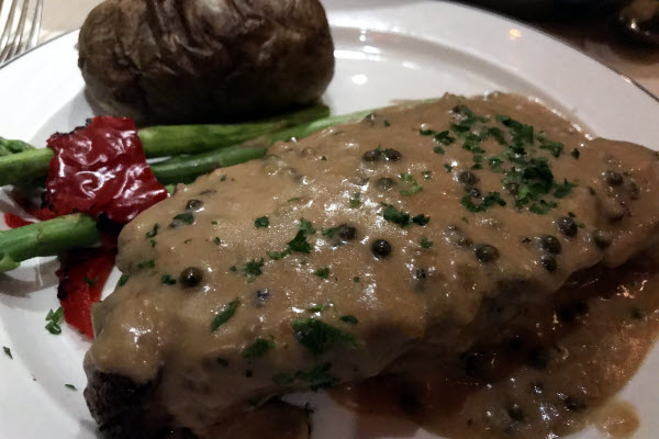 Steak au Poivre thumbnail (click to enlarge)