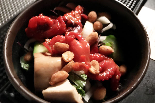 Okinawan Tako Salad thumbnail (click to enlarge)