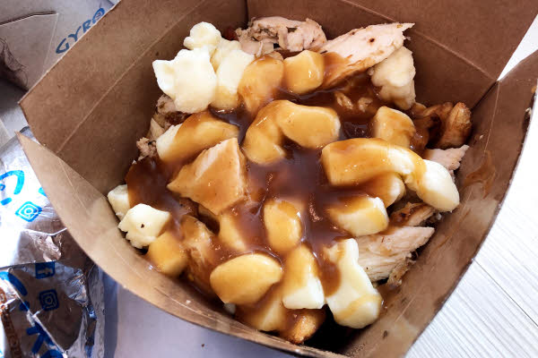 Chicken Gyro Poutine thumbnail (click to enlarge)