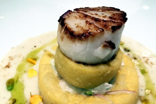 Scallop Fish and Chips thumbnail (click to enlarge)