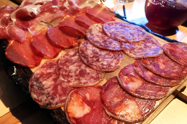 Iberian Charcuterie thumbnail (click to enlarge)