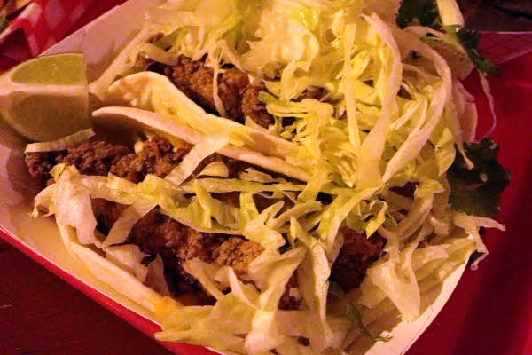 Fried Chicken Taco thumbnail (click to enlarge)