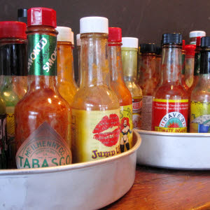 Hot Sauces thumbnail (click to enlarge)