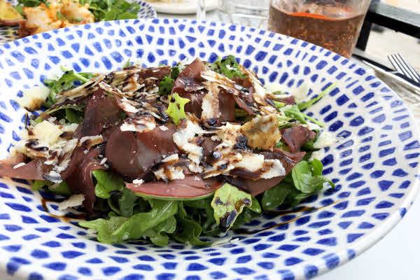Bresaola Salad thumbnail (click to enlarge)