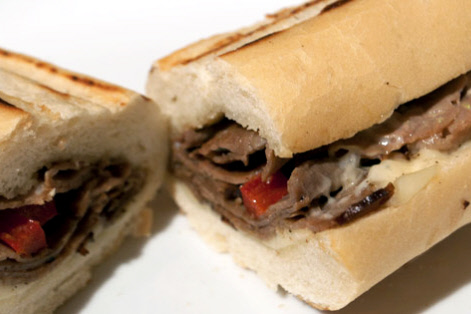 Philly Cheese Steak thumbnail (click to enlarge)