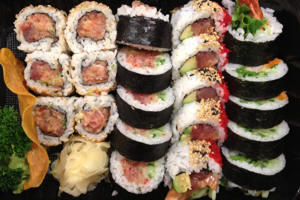 Makis � la carte thumbnail (click to enlarge)