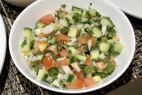 Shirazi Salad thumbnail (click to enlarge)