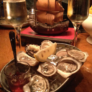 Prosecco & Oysters thumbnail (click to enlarge)