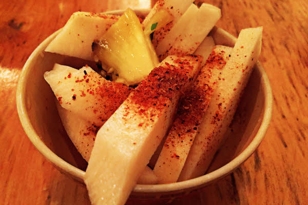 Ensalada de Jicama thumbnail (click to enlarge)