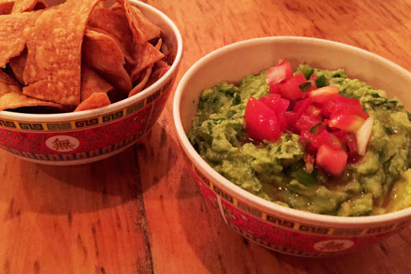 Guacamole thumbnail (click to enlarge)