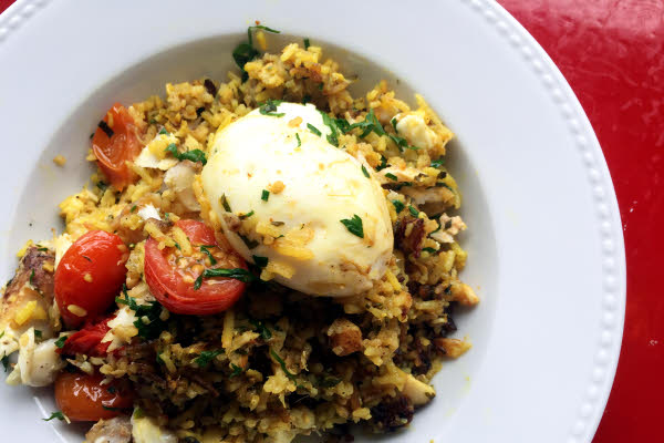 Kedgeree thumbnail (click to enlarge)