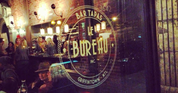 Le Bureau Bar � Tapas: New Kid on The Block thumbnail