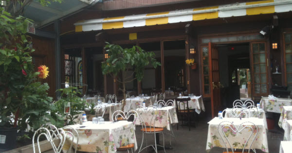 Le Jardin de Panos: Terrace Season is Here! thumbnail