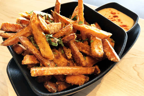 Sweet Potato Fries thumbnail (click to enlarge)