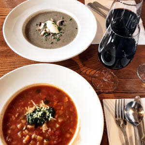 Soups & Wine thumbnail (click to enlarge)