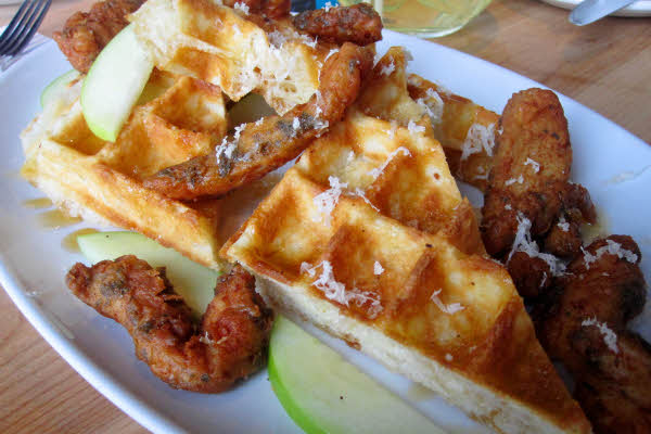 Gaufre Poulet Frit thumbnail (click to enlarge)