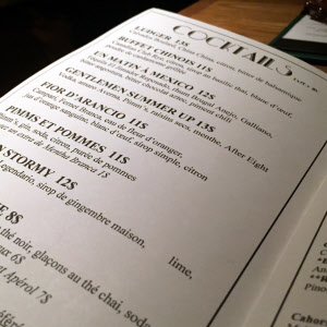 Cocktail Menu thumbnail (click to enlarge)