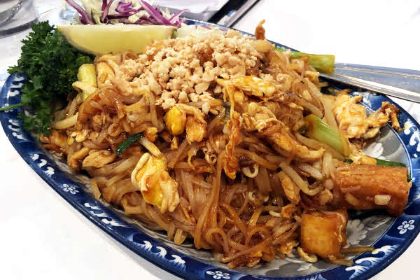 Pad Thai Kai thumbnail (click to enlarge)