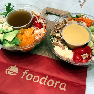 Foodora Delivery thumbnail (click to enlarge)