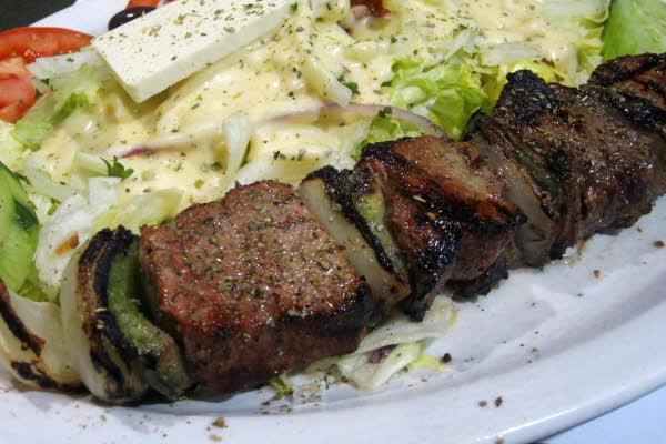 Filet Mignon Brochette Plate thumbnail (click to enlarge)