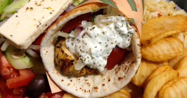 Marathon Souvlaki: A Meal of Colossal Proportions thumbnail