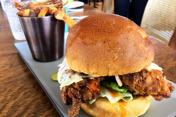 Fried Chicken Sandwich thumbnail (click to enlarge)