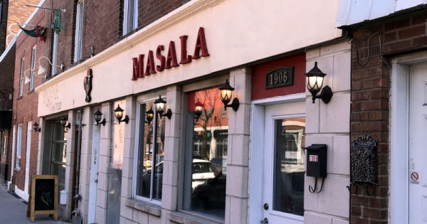Masala Cuisine: Not Even the Bread� thumbnail