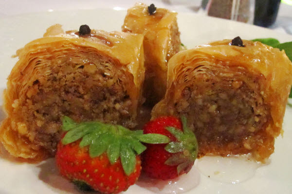 Baklava thumbnail (click to enlarge)