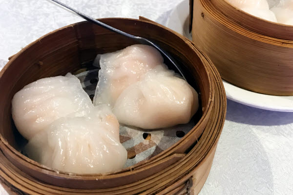Shrimp Dumplings thumbnail (click to enlarge)