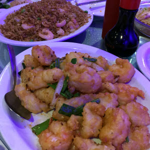 Spicy Seafood & Fried Rice thumbnail (click to enlarge)