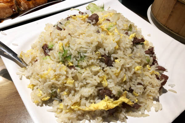 Beef Fried Rice thumbnail (click to enlarge)