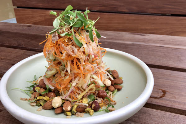 Asian Salad thumbnail (click to enlarge)