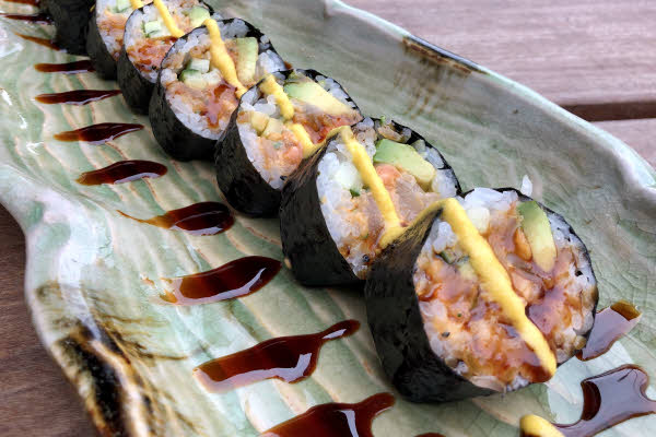 Lunch Maki thumbnail (click to enlarge)