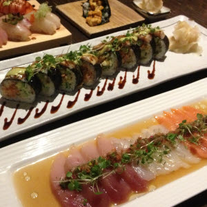 Sashimi, Maki & Nigiri thumbnail (click to enlarge)