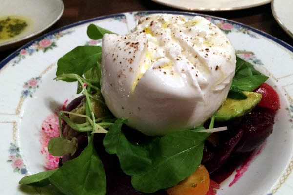 Parm: Burrata and Beets thumbnail (click to enlarge)