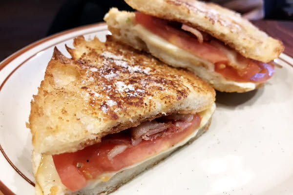 Parma Grilled Cheese thumbnail (click to enlarge)